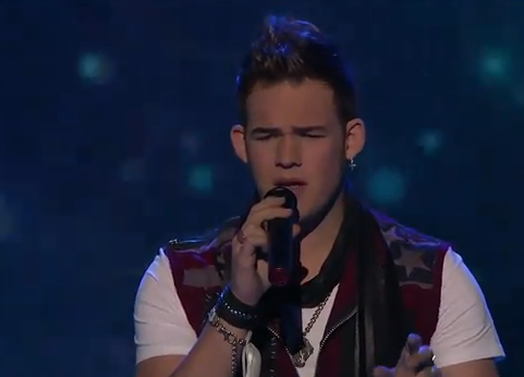 American Idol Top 13: James Durbin AMAZED Us Last Night – Video