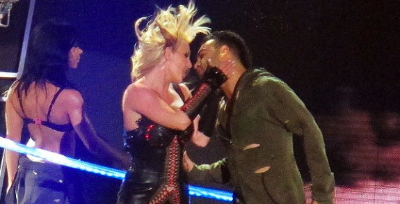 Britney Spears Las Vegas - March 25 2011