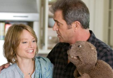 The Beaver- Jodie Foster and Mel Gibson