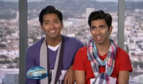 Mark and Aaron Gutierrez The American Idol Brothers CAN SING – Video