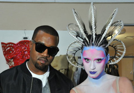 Katy Perry and Kanye West Team Up For 'E.T.' Video – FIRST LOOK