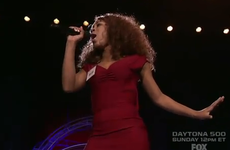Ashton Jones - American Idol 2011