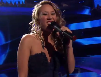 American Idol Top 13: Haley Reinhart Causes Snooze Fest – Video