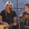 Bret Michaels and Miley Cyrus - Every Rose