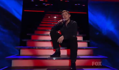American Idol Top 11: Scotty McCreery Brings Country To Motown – Video
