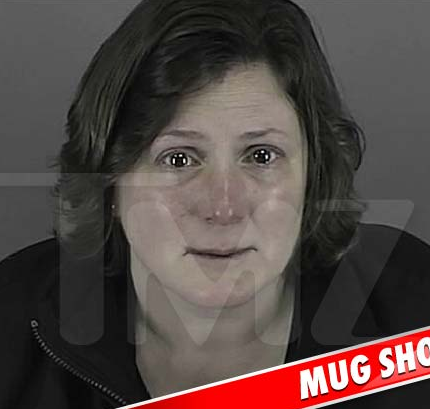 Elena Ford Arrested For DUI While 11 Yr. Old Son Was In Car &#8211; MUGSHOT