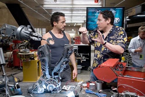 Jon Favreau Says NO to Iron Man 3