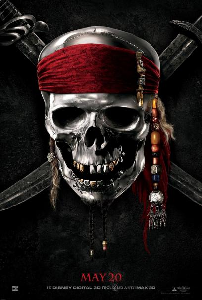 'Pirates of the Caribbean: On Stranger Tides' Official Trailer Has Landed
