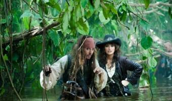 Pirates of the Caribbean: On Stranger Tides Stills