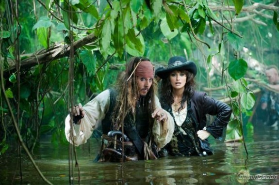Pirates of the Caribbean: On Stranger Tides Stills