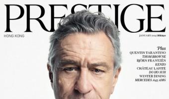 Robert De Niro Talks His Film Roles, His Restaurants, His Hotels and Fatherhood