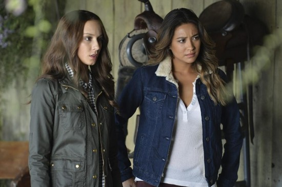 "Pretty Little Liars Season 5 Episode 8 ""Scream For Me"" REVIEW"