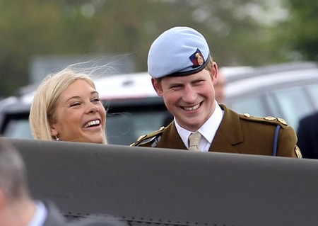 Is Prince Harry Back With Ex. Chelsy Davy?