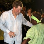 Prince Harry Parties Hard In Belize (Photo)