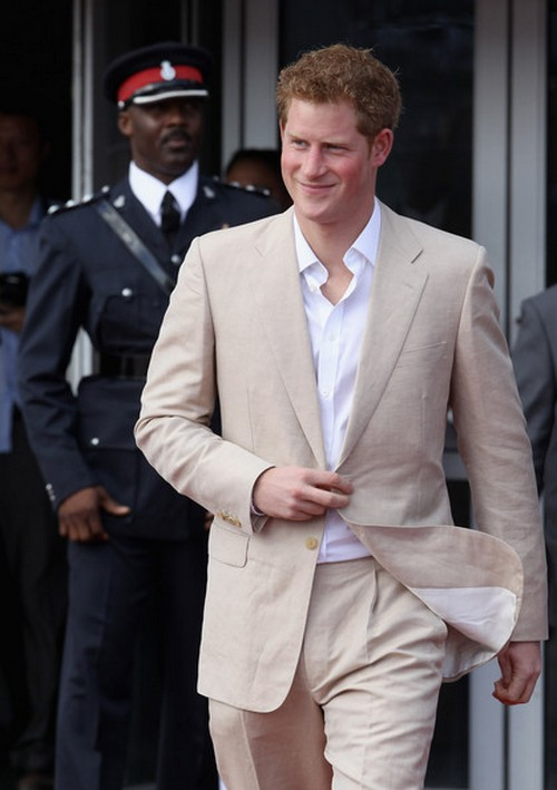 Prince Harry Banned From The Bar And Boozing