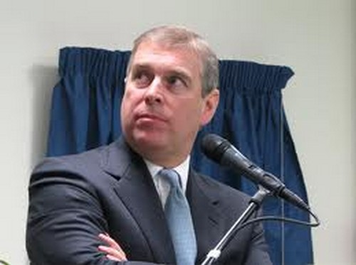Prince Andrew Nearly Shot By Security Officers at Buckingham Palace