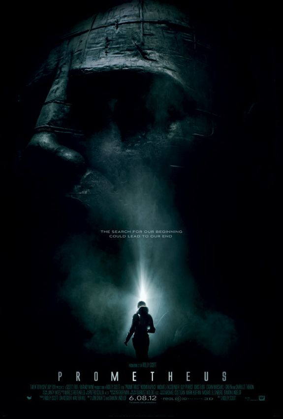 FIRST: &#8216;Prometheus&#8217; OFFICIAL Trailer is Finally Here!