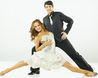 DWTS Gave Karina Smirnoff Thumbs Up For Playboy Spread