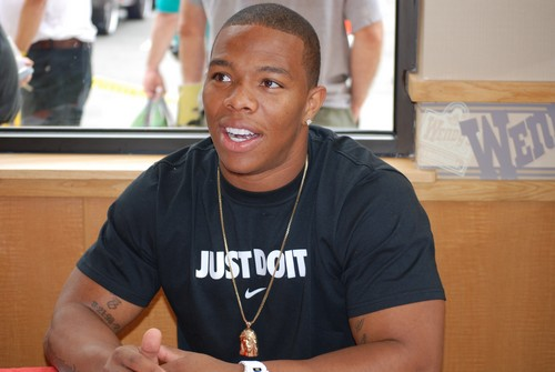 Ray Rice Married Janay Palmer A Day After He Was indicted For Assaulting Her