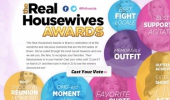 """Bravo Launches The First """"Real Housewives"""" Awards"""