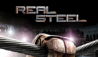 Hugh Jackman: Official 'Real Steel' Poster Lands