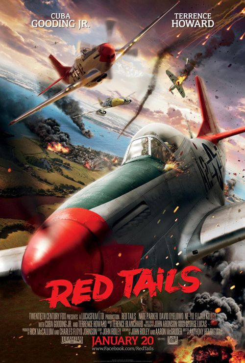 BRAND NEW: 'Red Tails' Trailer and Poster