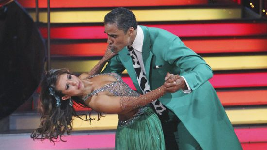 Rick Fox on Dancing With The Stars