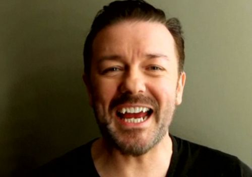 Ricky Gervais Does The Coco Cam and It's EPIC – Video
