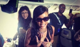 Journalists Are Furious With Rihanna Who Disowned Them On Flight To 777 Tour Dates
