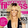 Rihanna Flashes Cleavage On Women&#039;s Fitness UK May 2012 (Photo)