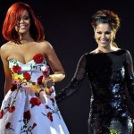 Cheryl Cole Admires Rihanna's Confidence: 'She Doesn't Care What People Think About Her'