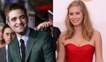 "Robert Pattinson Dating Dylan Penn, ""Crazy About Her"""