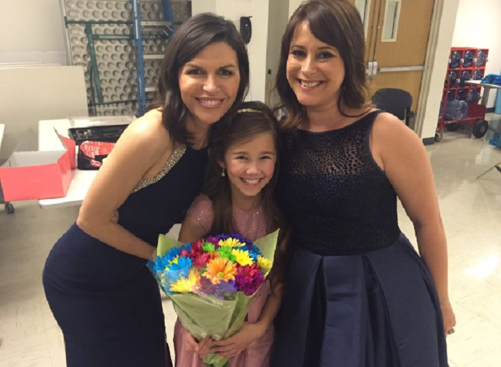 'General Hospital' News: Kimberly McCullough Shares 'BTS' Photos With Brooklyn And Finola At 2016 Nurses Ball
