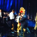 Ryan Phillippe Strips At Howard Stern's Birthday Party And Gives Robin Quivers A Hot Lap Dance (VIDEO)