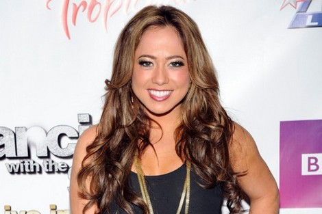 Sabrina Bryan Wins Viewers Choice Vote On Dancing With The Stars