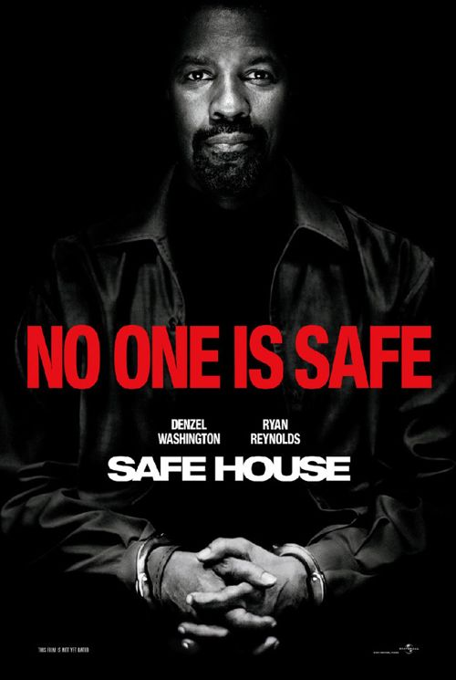 Denzel Washington & Ryan Reynolds: 'Safe House' Trailer is INTENSE!