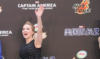 Scarlett Johansson Secretly Married Romain Dauriac