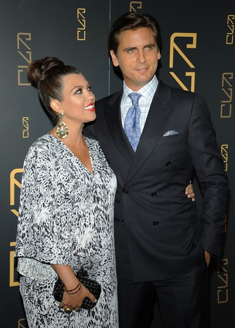 Scott Disick Admits To Being Nervous On Having A Baby Girl Later This Year, Khloe Says He'll Be A Protective Father