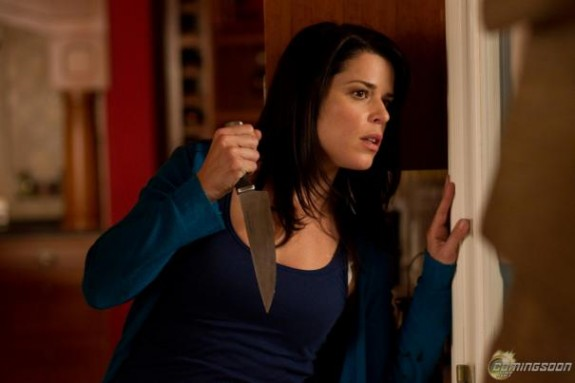 Scream 4 Photos