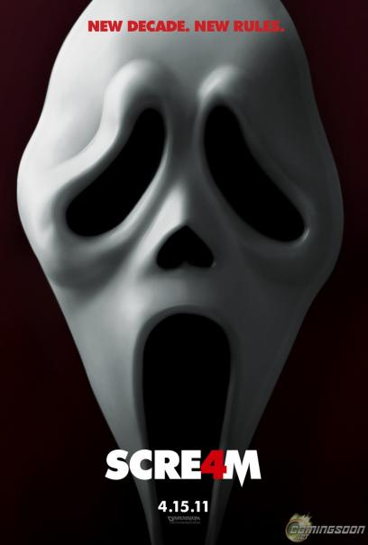'Scream 4′ Official Trailer