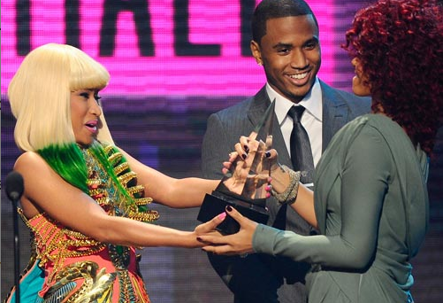 Rihanna, Nicki Minaj Lead This Year's American Music Awards — Nominees In Full