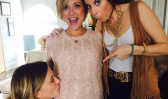 'The Young and The Restless' Kelly Sullivan Makes Cute Baby Announcement