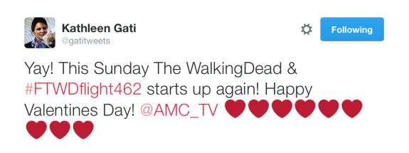 Don't Miss 'General Hospital' Star Kathleen Gati On 'Fear The Walking Dead Flight 462' - Returns Valentine's Day