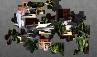 'The Young and The Restless' Puzzle Fun!  Guess The Y&R Hunk!