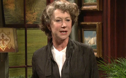 SNL: Helen Mirren Mocks 'The Kennedys' With 'The Roosevelts' – Video