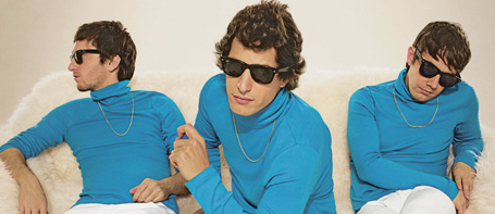 The Lonely Island - Turtle Neck and Chain - Cover Art
