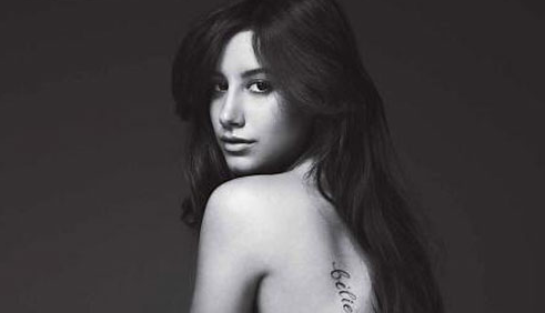 Ashley Tisdale 100% Naked For Allure (NSFW)