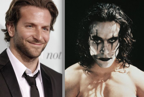 Bradley Cooper Taking on 'The Crow' as Eric Draven