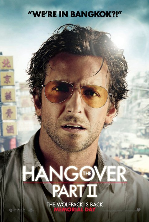 LOOK: 'The Hangover Part II' Characters Posters Are Here!