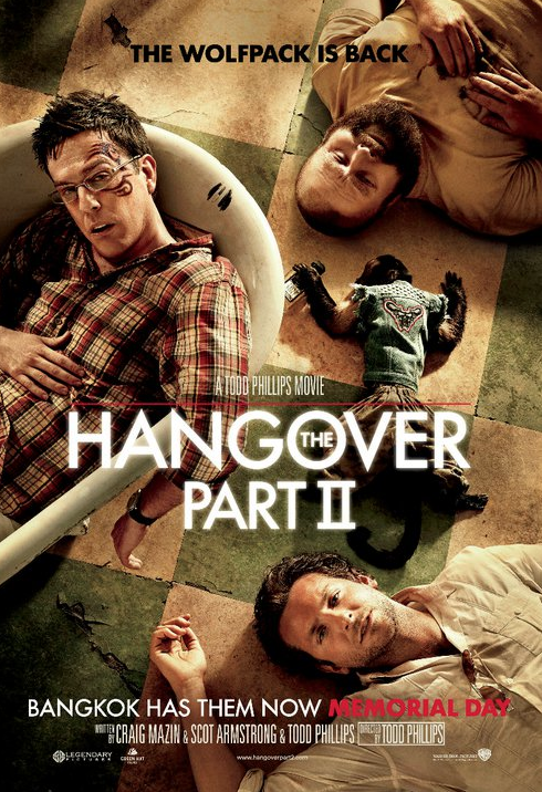 The Hangover 2 Poster #2